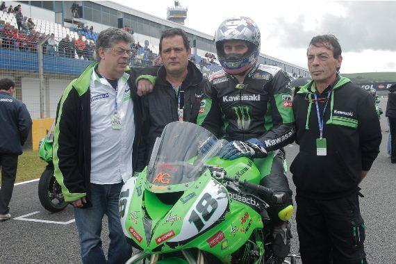 Entrevista Lucas de Ulacia, Piloto de la Kawasaki Ninja Cup (Esponsorizado por Grupo Lo Monaco)