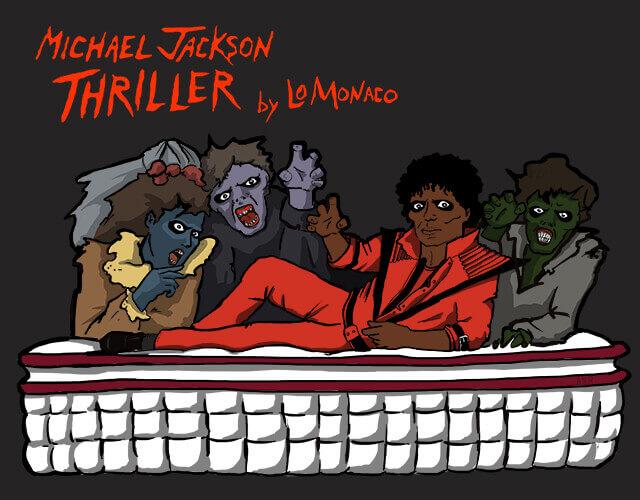 """Tal día como hoy…"" Thriller por Grupo Lo Monaco"