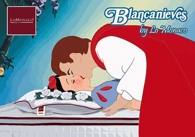 «Tal día como hoy…» Blancanieves por Grupo lo Monaco