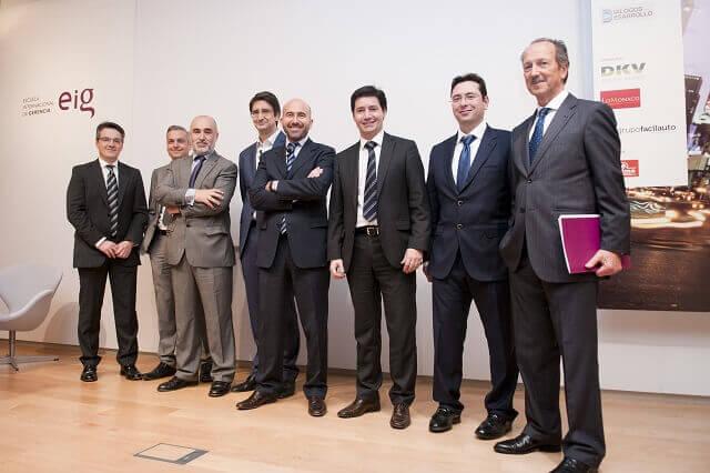"""Grupo Lo Monaco patrocina """"Diálogos para el Desarrollo"""""""