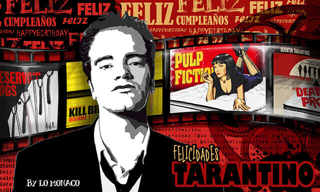"""""""Tal día como hoy…"""" Feliz cumpleaños Tarantino"""