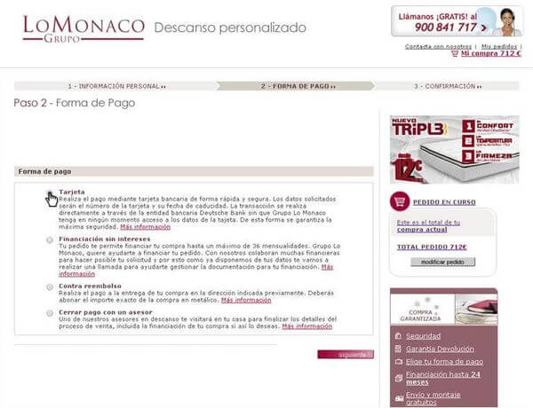 Compra-colchones-online-LoMonaco
