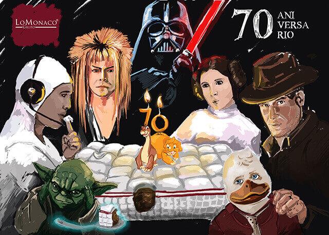 «Tal día como hoy…» 70 cumpleaños de George Lucas