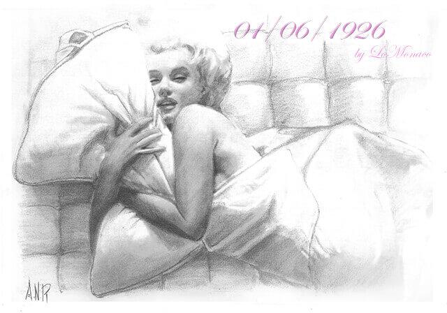 """""""Tal día como hoy…"""" Cumpleaños de Marilyn Monroe"""