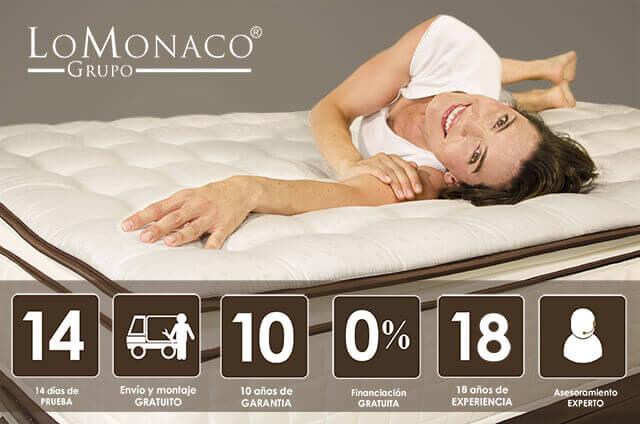 Razones para escoger Lo Monaco