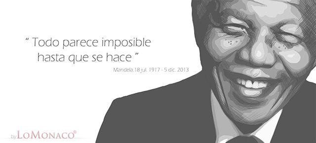 """""""Tal día como hoy…"""" Nacimiento de Nelson Mandela"""