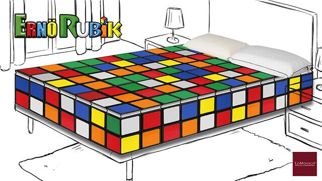 """""""Tal día como hoy…"""" Cubo de Rubik"""