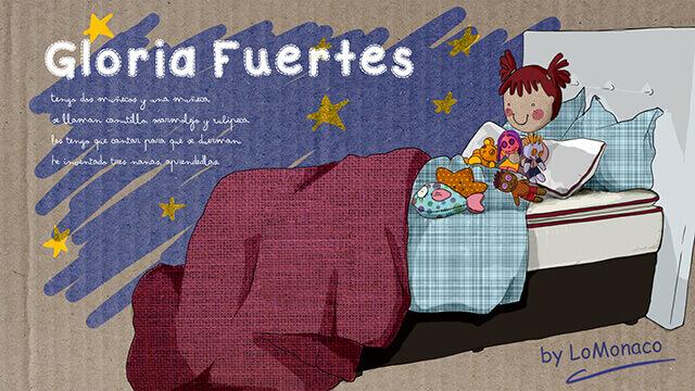 """""""Tal día como hoy…"""" Cumpleaños de Gloria Fuertes"""