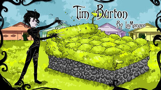 """""""Tal día como hoy… """" Cumpleaños de Tim Burton"""