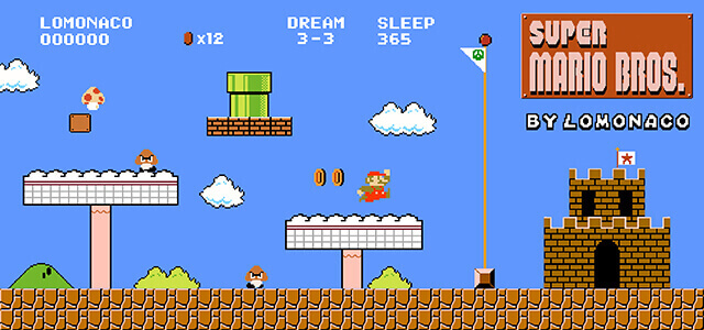 """Tal día como hoy… "" Aniversario Super Mario Bros"