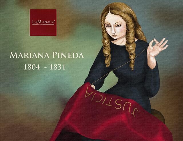 210 aniversario de Mariana Pineda