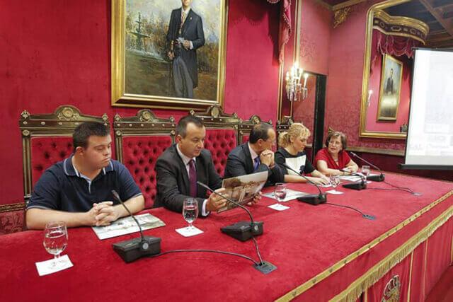 Granadown presenta su calendario solidario blog lomonaco - Opiniones sobre colchones ...