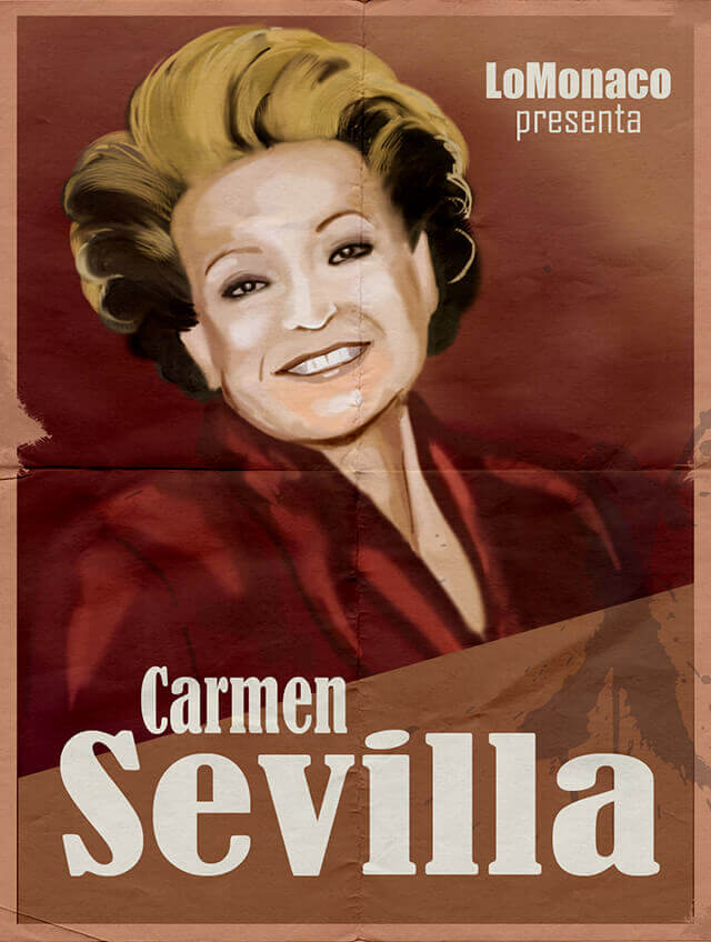 «Tal día como hoy…» Carmen Sevilla