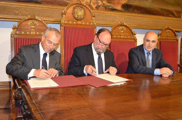 Colaboración de Grupo Lo Monaco y la Universidad de Granada