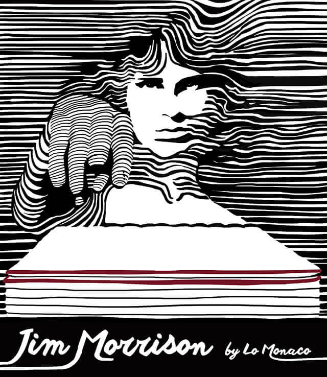 «Tal día como hoy…» Jim Morrison