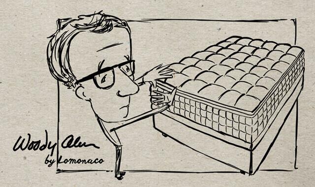 «Tal día como hoy…» Woody Allen