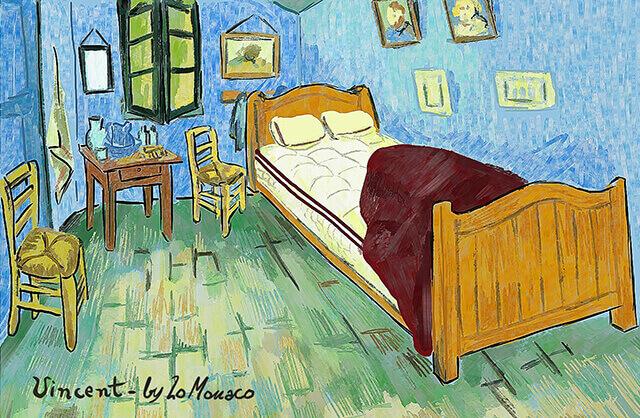 """""""Tal día como hoy…"""" Vincent Van Gogh"""