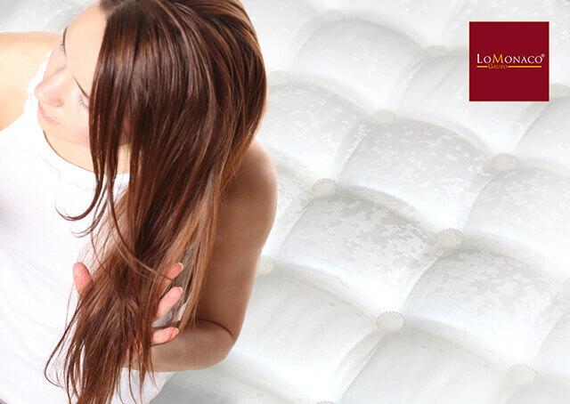 Cuidar el pelo mientras dormimos