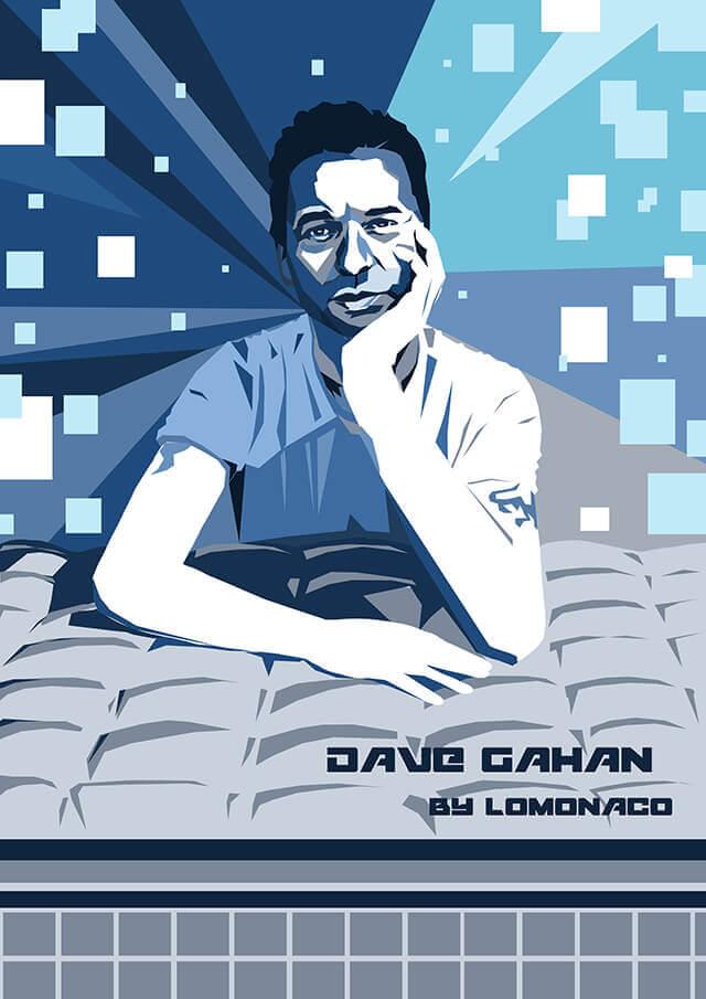"""""""Tal día como hoy…"""" 53 Cumpleaños de Dave Gahan"""