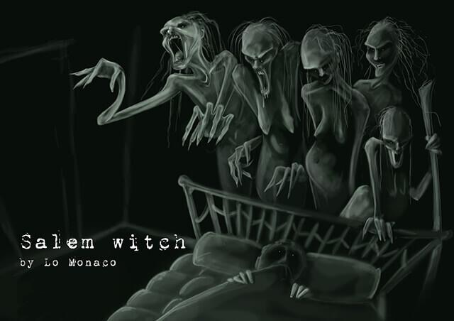 «Tal día como hoy…» Brujas de Salem