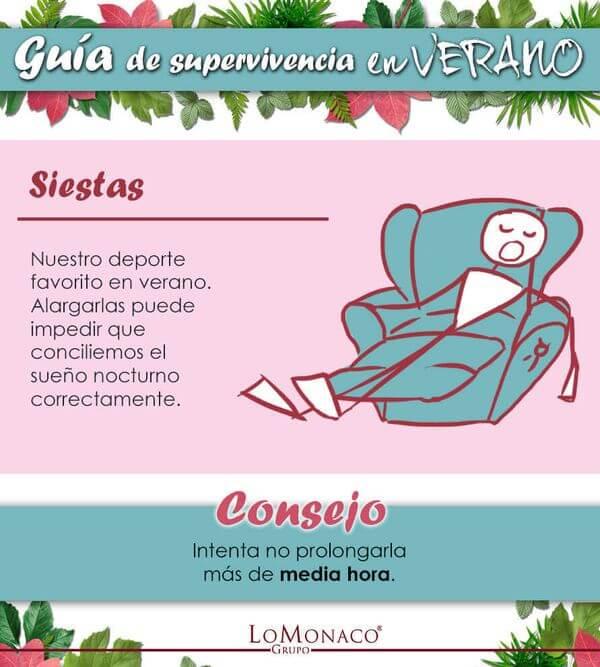 Dormir la siesta después de comer ¿mejor en un colchón o en un sofá?