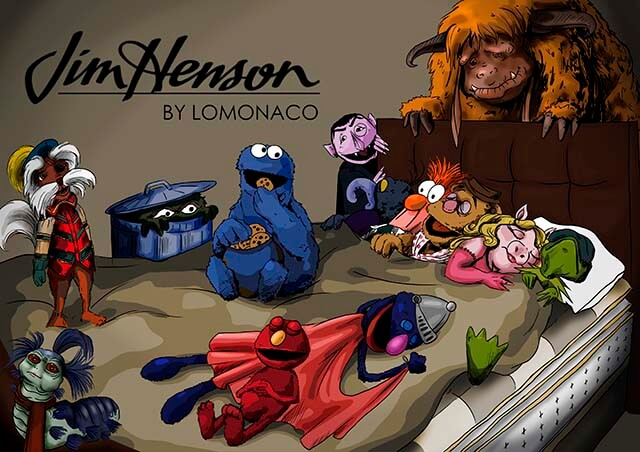 """""""Tal día como hoy…"""" Jim Henson"""