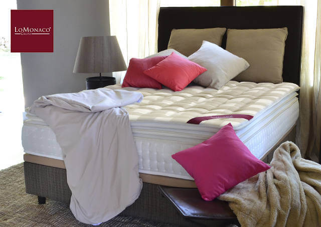 LoMonaco colchón Triple Natura Plus dormitorio