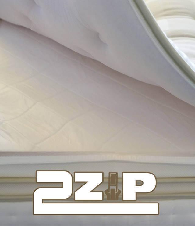 LoMonaco colchón Triple Natura Plus zip