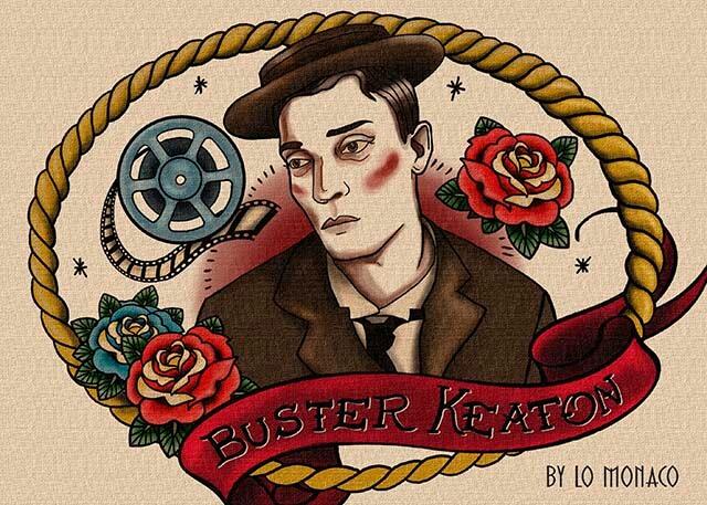«Tal día como hoy…» Buster Keaton