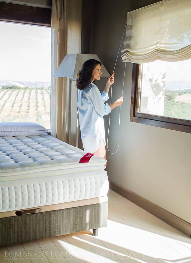La ventilaci n del dormitorio fundamental para la salud - Como se limpia una casa ...