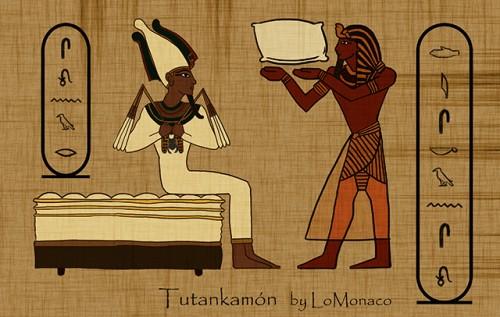 «Tal día como hoy…» Tutankamón