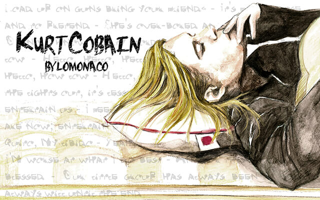 «Tal día como hoy…» Kurt Cobain