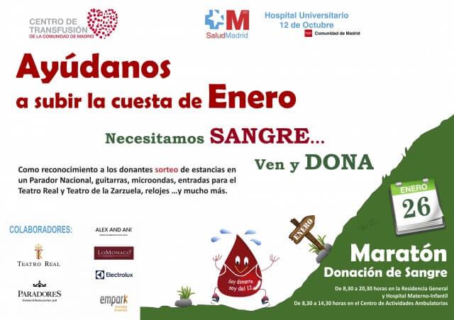 Grupo Lo Monaco colabora con el Hospital Universitario12 de Octubre