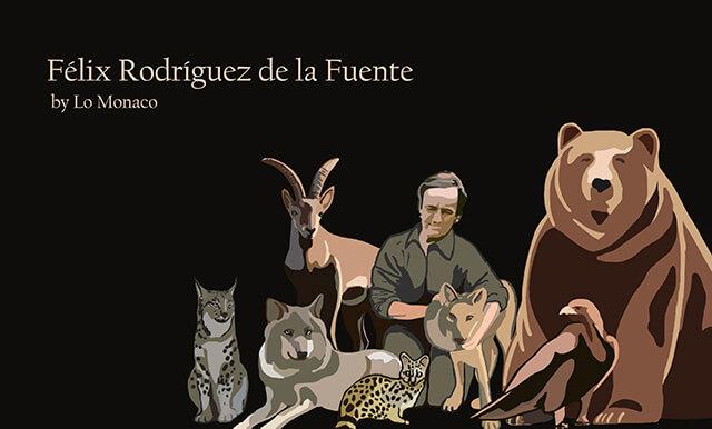 «Tal día como hoy…» Félix Rodríguez de la Fuente