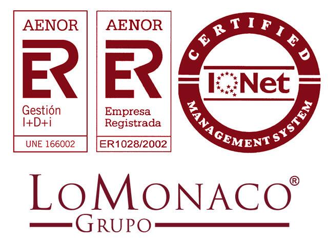 Grupo Lo Monaco, garantía de calidad