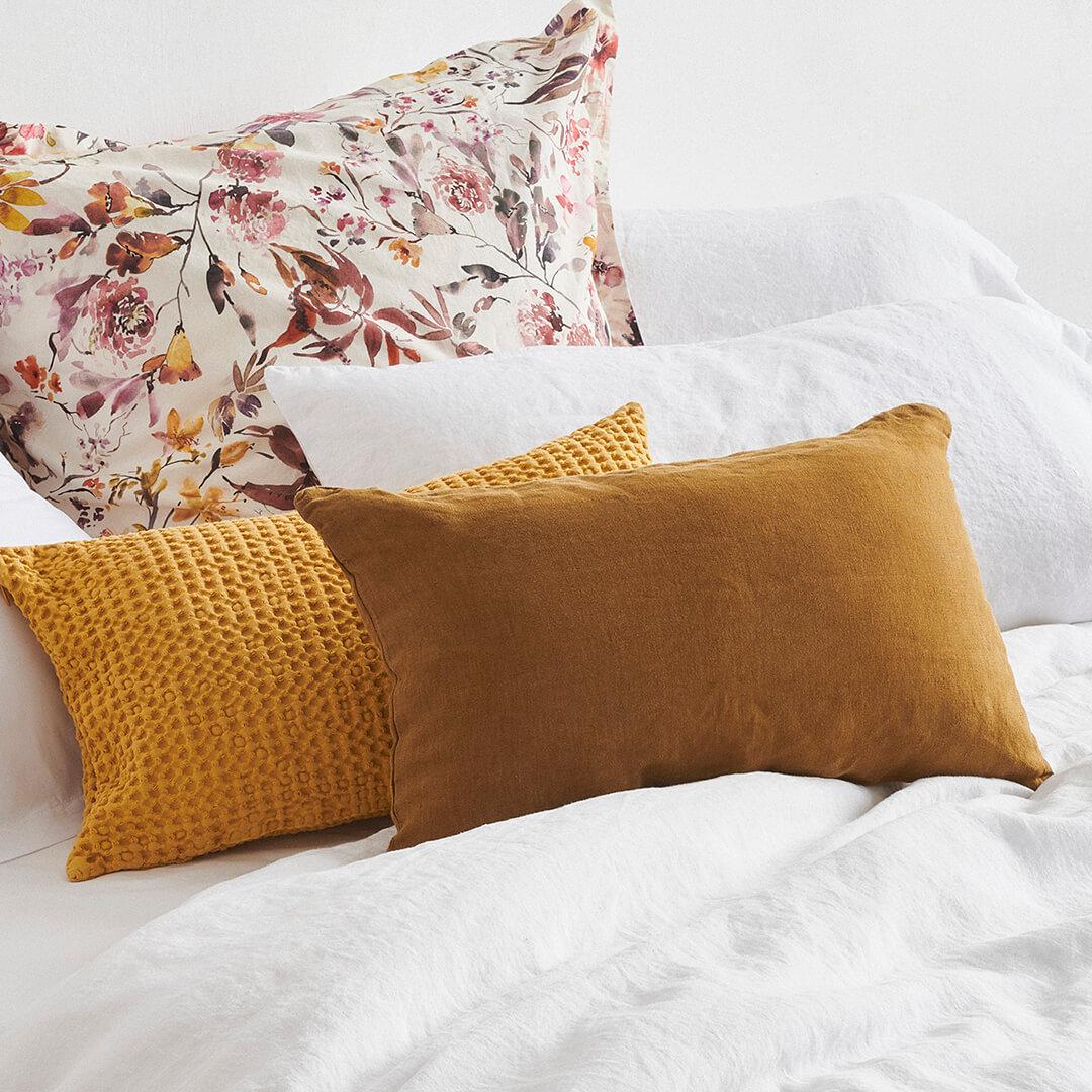Ropa de cama, el mejor complemento