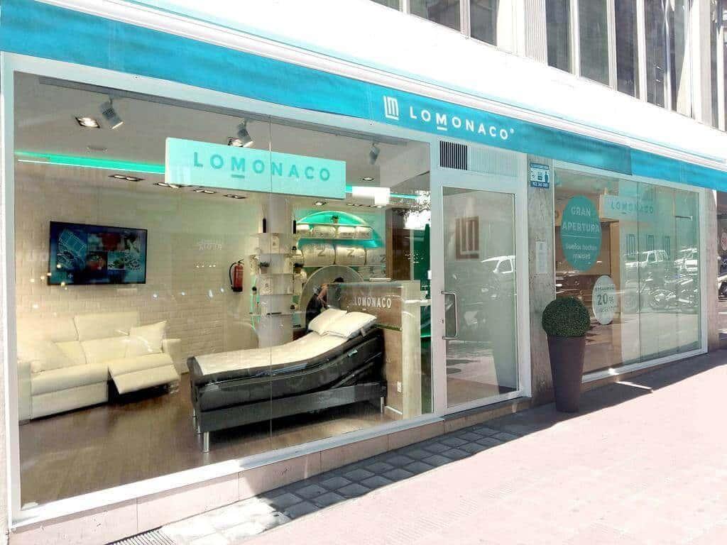 Nueva Tienda De Lo Monaco En Barcelona Colchones Blog