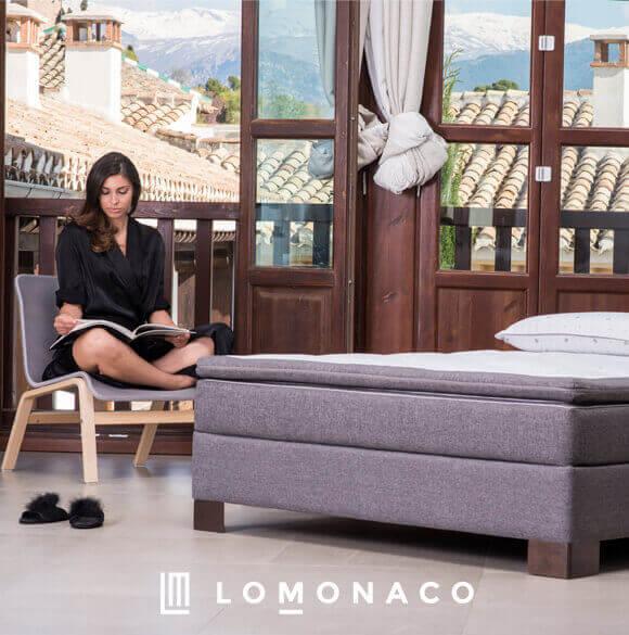 La Base Tapizada Box: la elegancia del minimalismo en tu cama