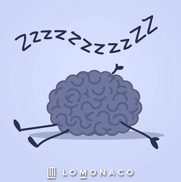 Detención del pensamiento en problemas para conciliar el sueño