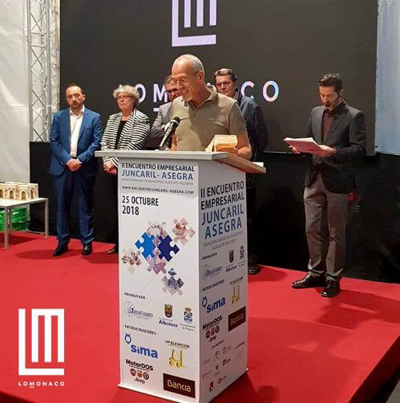 Premio Responsabilidad Social Corporativa Juncaril-Asegra