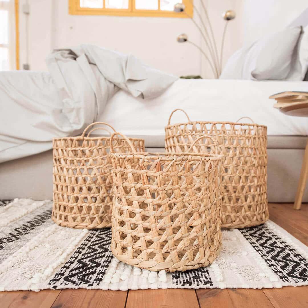Pon orden en tu dormitorio y ahorra espacio
